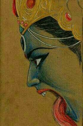 The inflammation of all delusions….DEVI