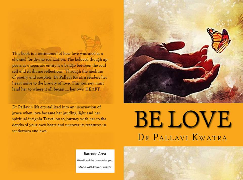 BE LOVE….THE NEW EDITION.
