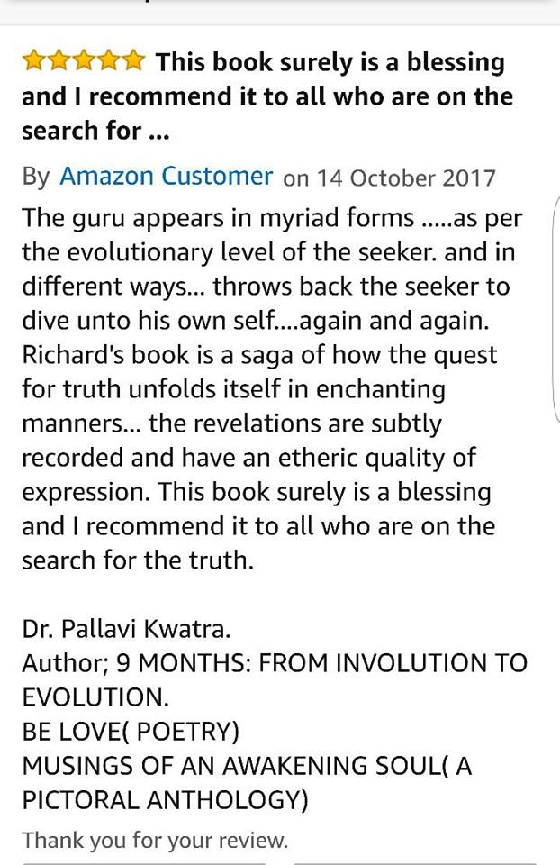 BOOK REVIEW ON RICHARD MADDOX'S BOOK