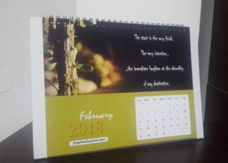 Buy Calendar 2018 By Dr Pallavi Kwatra