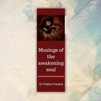 Musings Bookmark by Dr Pallavi Kwatra