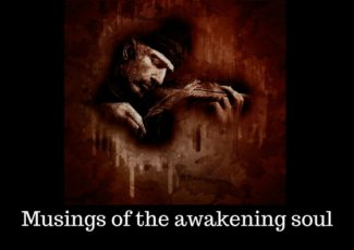 Musings of the Awakening Soul Post Card