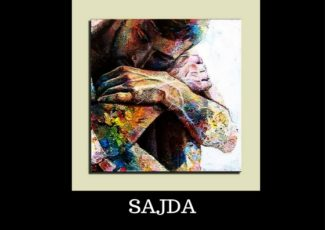 Sajda Post Card