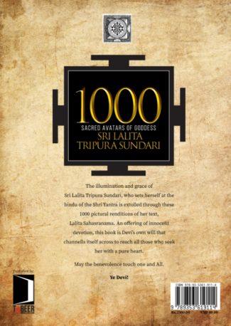 Sahasrambika Back Cover Book by Dr Pallavi Kwatra