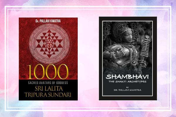 Combo-Books-on-Shakti by Dr Pallavi Kwatra