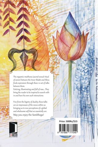 Shiva Shakti Talks - Back Cover - Dr Pallavi Kwatra