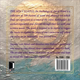 The Holy Hiatus - Back Cover