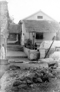 Early Ramanashramam