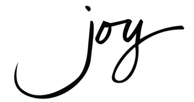 HARSH: THE JOY WITHIN