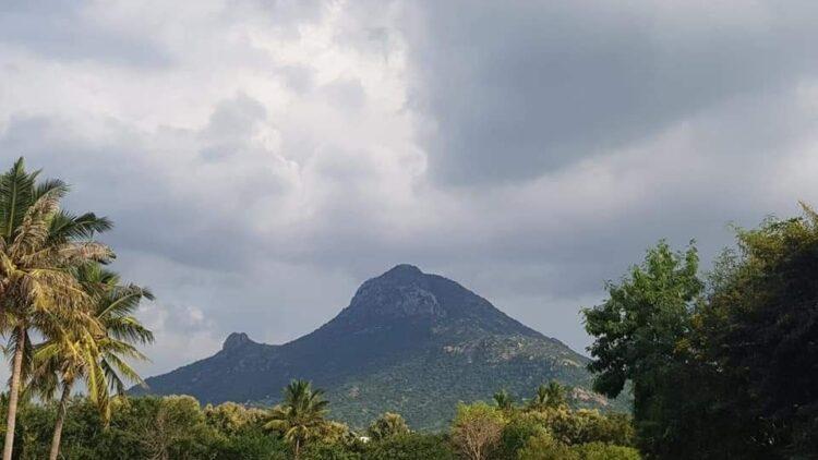 Arunachala: You make me the King