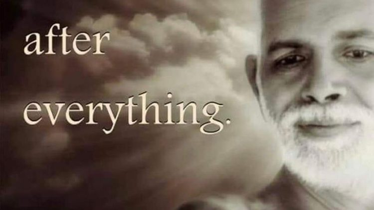 God looks after everything- Bhagwan Ramana Maharishi